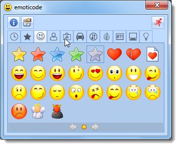 Tip of the month code with emoticodes maxqda the art of data tip of the month code with emoticodes sciox Images