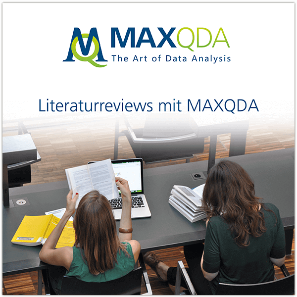 Literaturreviews mit MAXQDA