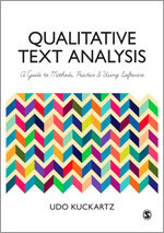 Literatur zu MAXQDA - Qualitative Text Analysis