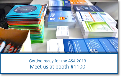 MAXQDA - Booth #1100 at the ASA 2013