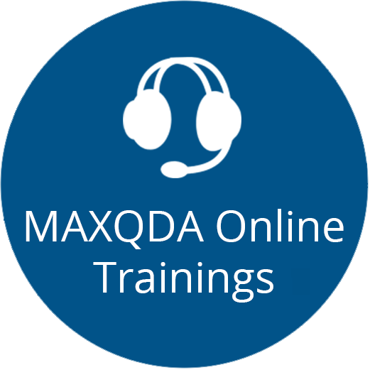MAXQDA webinars and online trainings