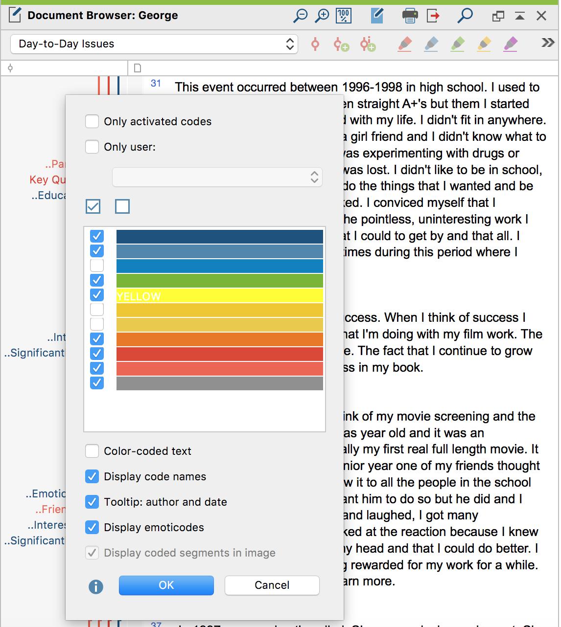 MAXQDA FAQ - Häufig gestellte Frage - MAXQDA – The Art of Data Analysis