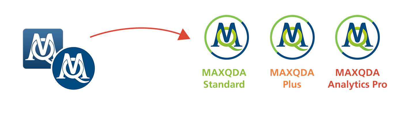Upgrade your MAXQDA license to the newest version